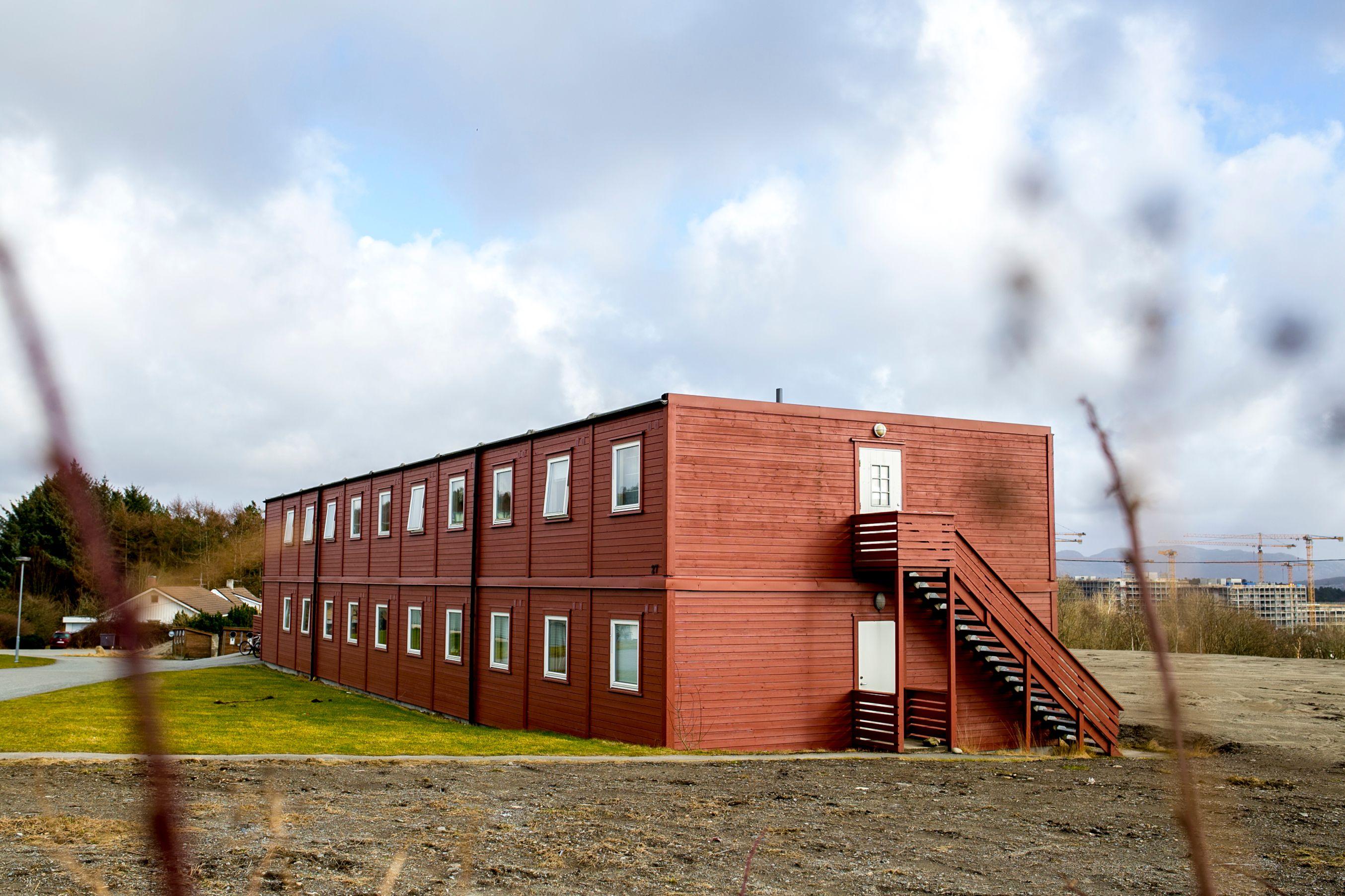 Ullandhaug studentboliger - Red Boxes