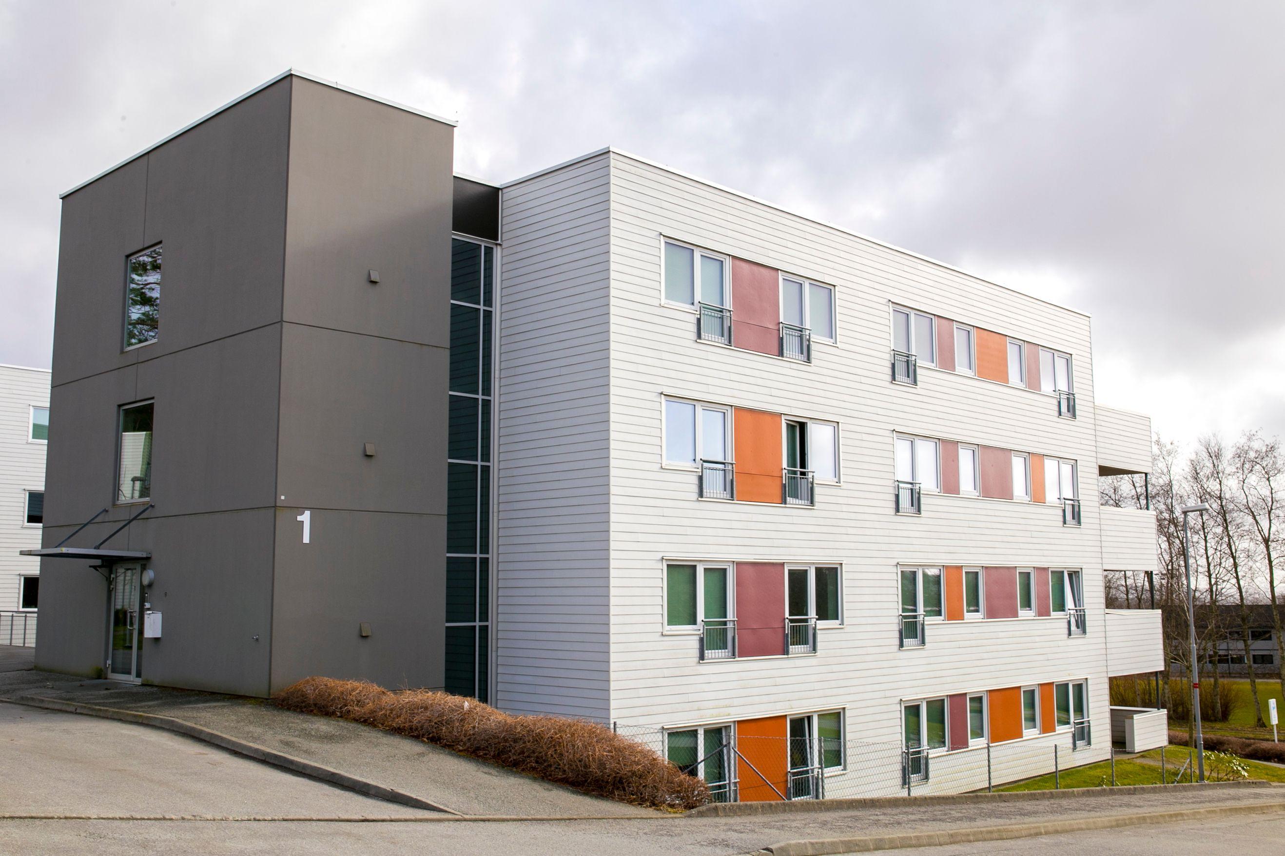 Sørmarka studentboliger