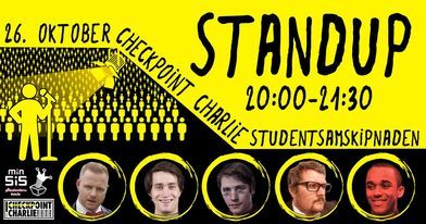 Tirsdagspause: Stand-up