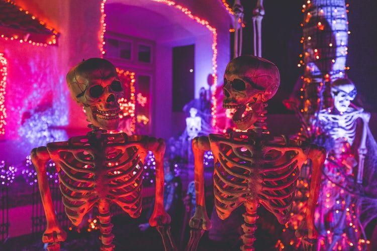 SiS by night: Halloween