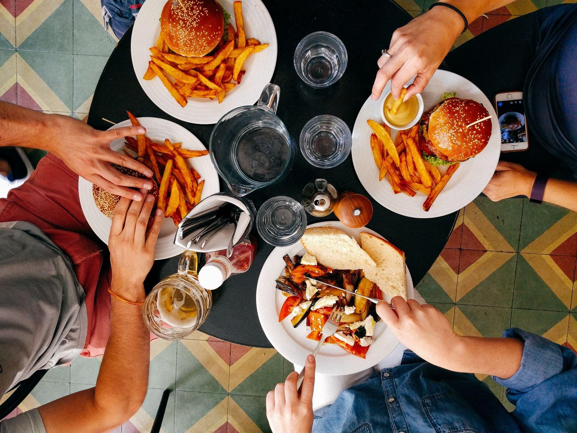 Chat & eat på VID