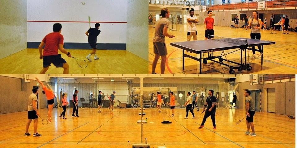 Sportymandag med UiSI: Racketsport
