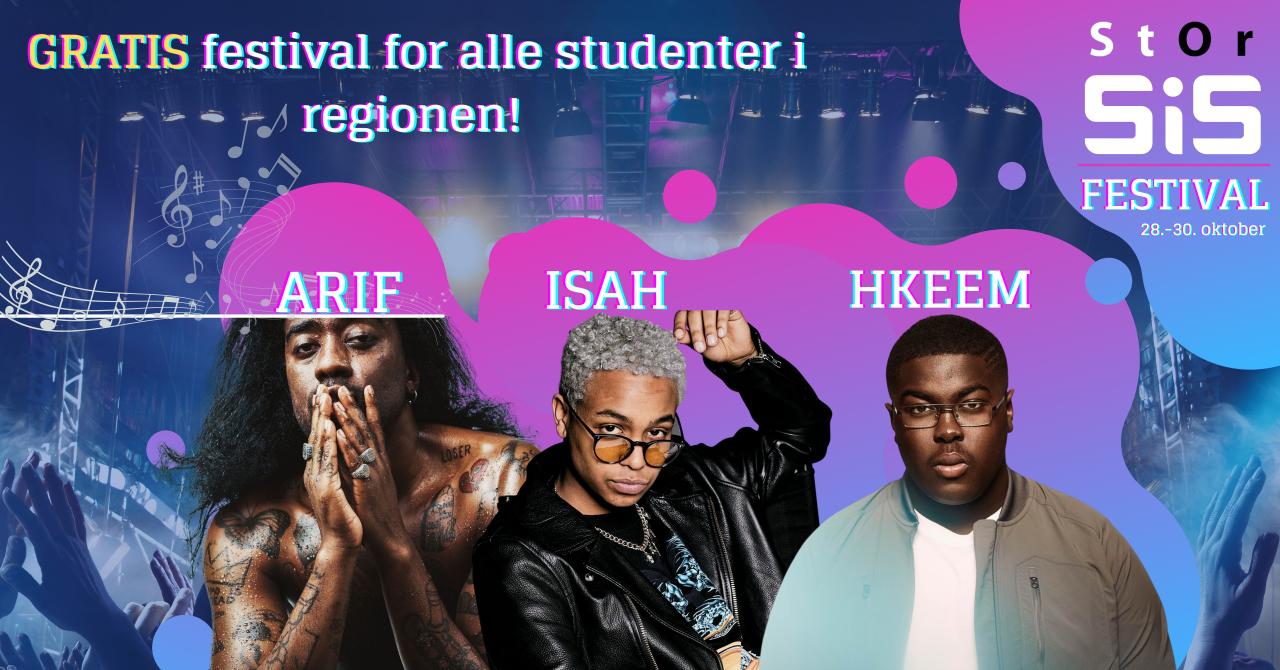 StOr SiS-festival (årets happening!)