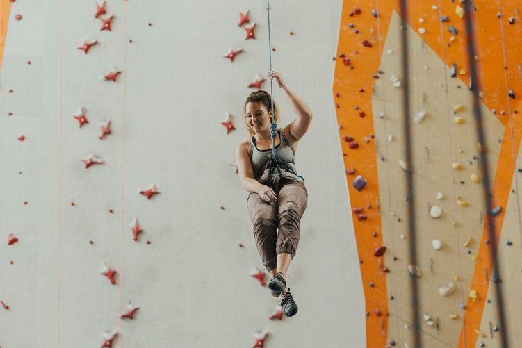 Søndagskos: Lavterskel klatrekurs