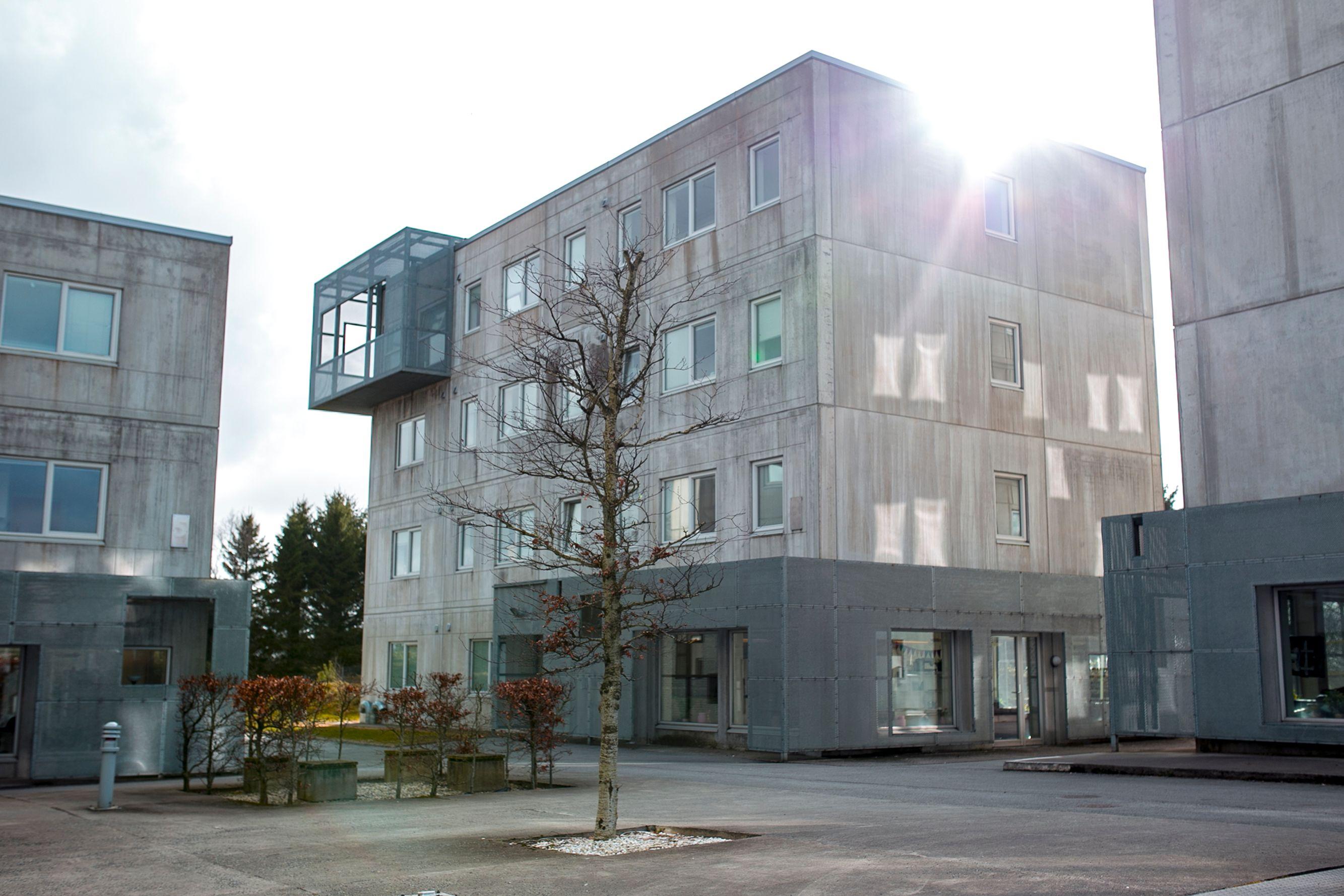 Campus Rennebergstien 1-7