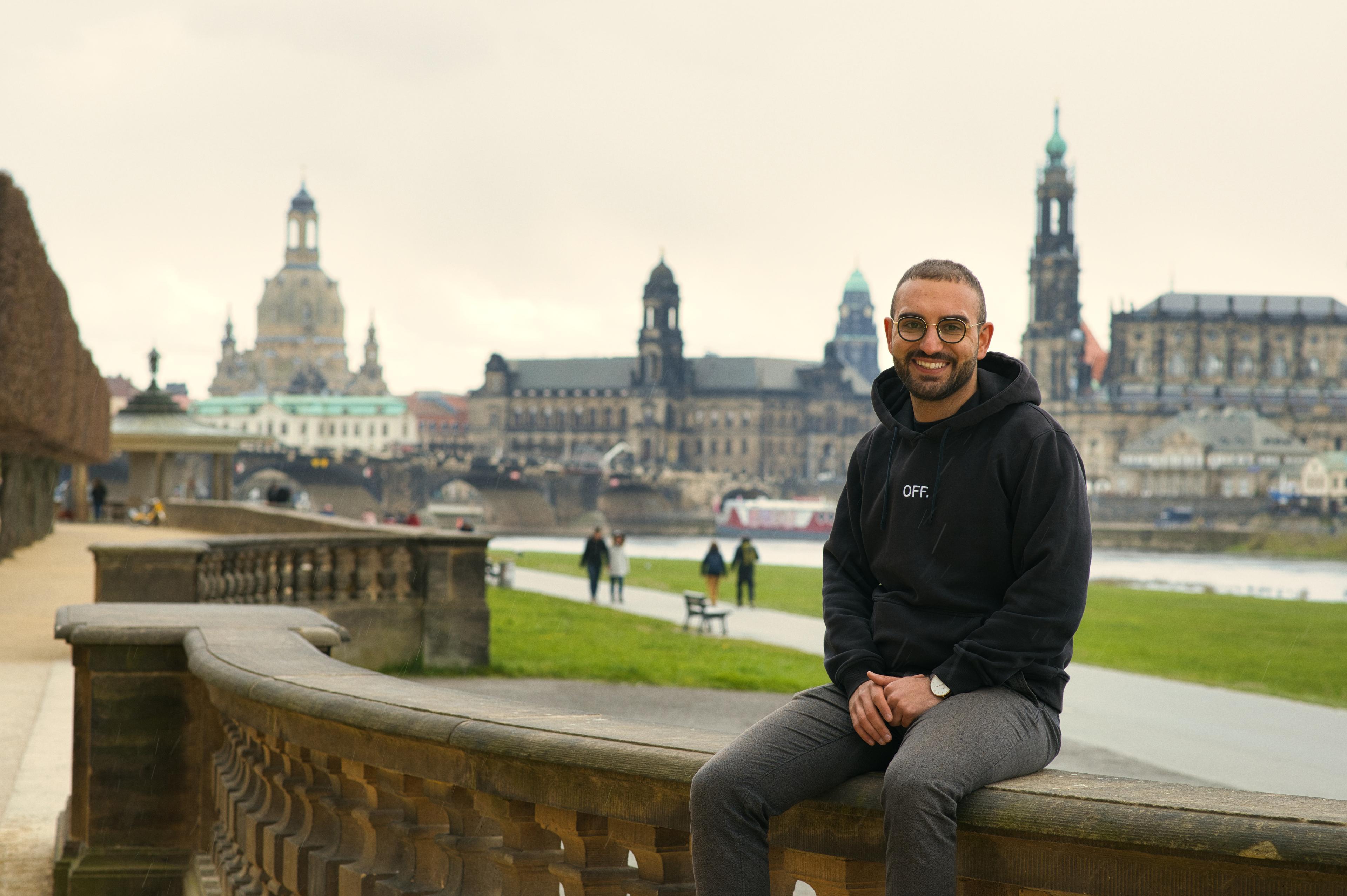 Kassem in Dresden