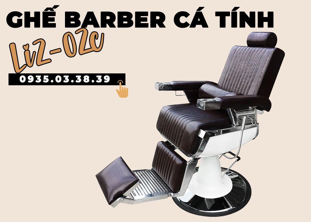 ghế cắt tóc nam barber li2-02c