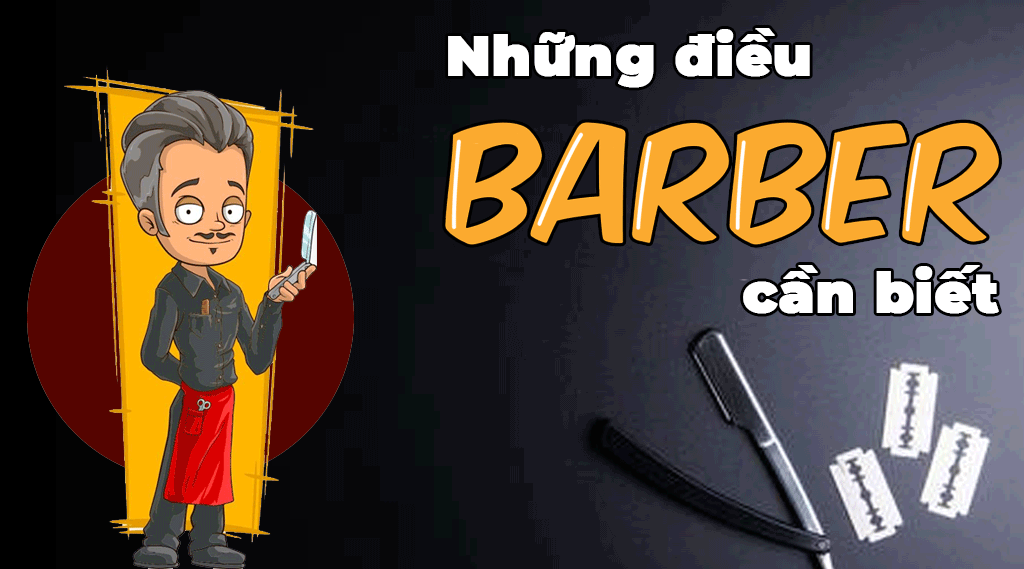 Barber ở việt nam