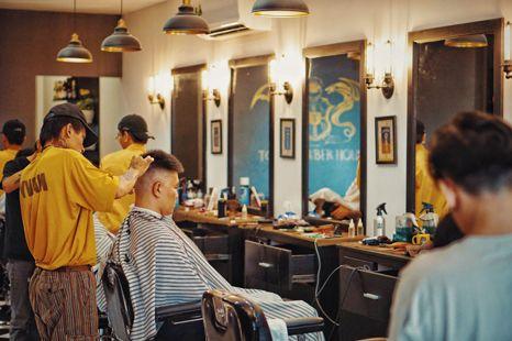 tony barber house