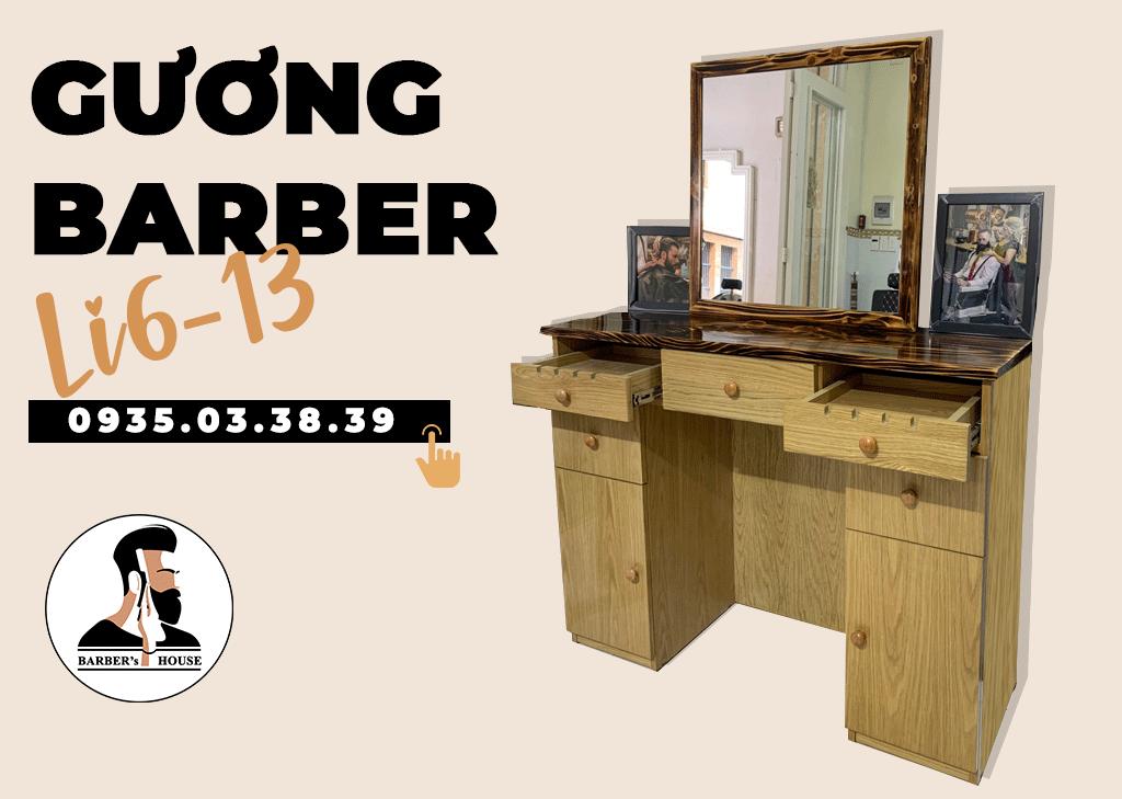 gương barber li6-13