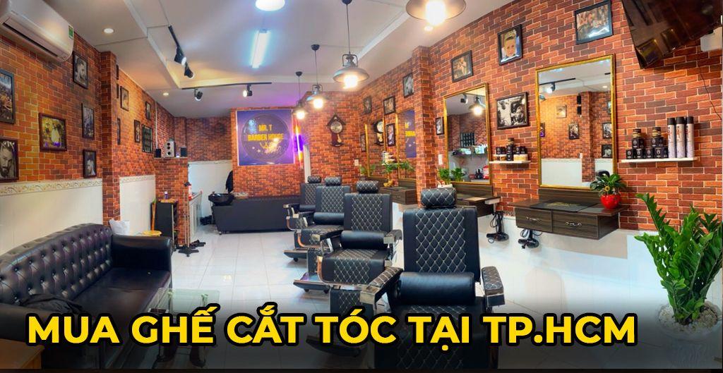 Thương hiệu barber house đem đến cho bạn không gian barber đẳng cấp các vận dụng cắt tóc