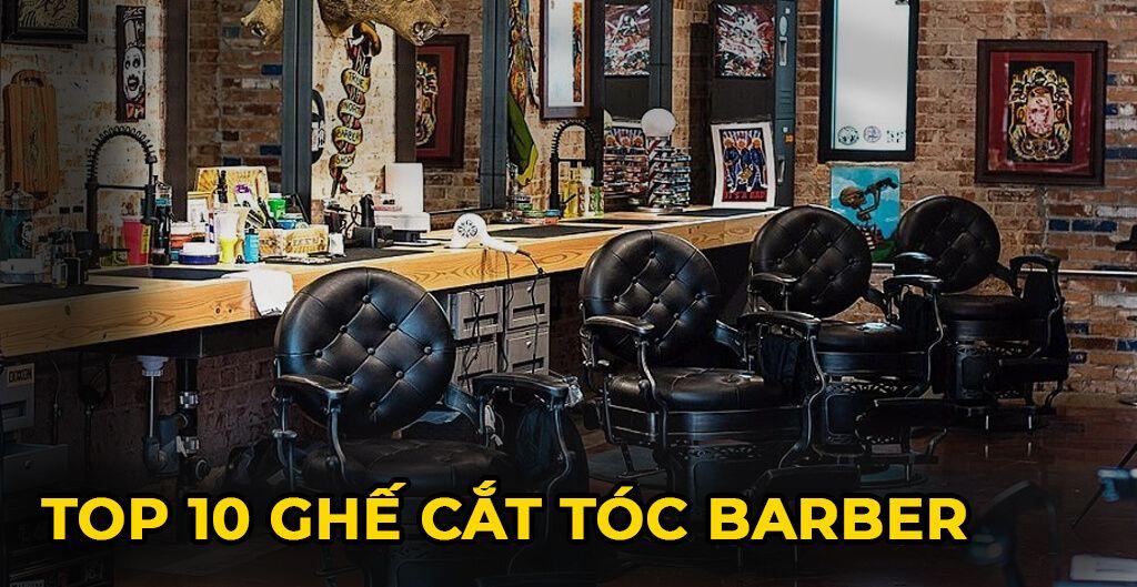 top 10 ghế cắt tóc barber chair - barber house