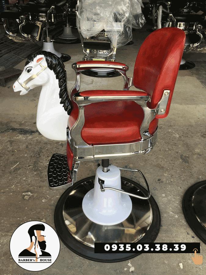 ghế cắt tóc trẻ em barber li2-07