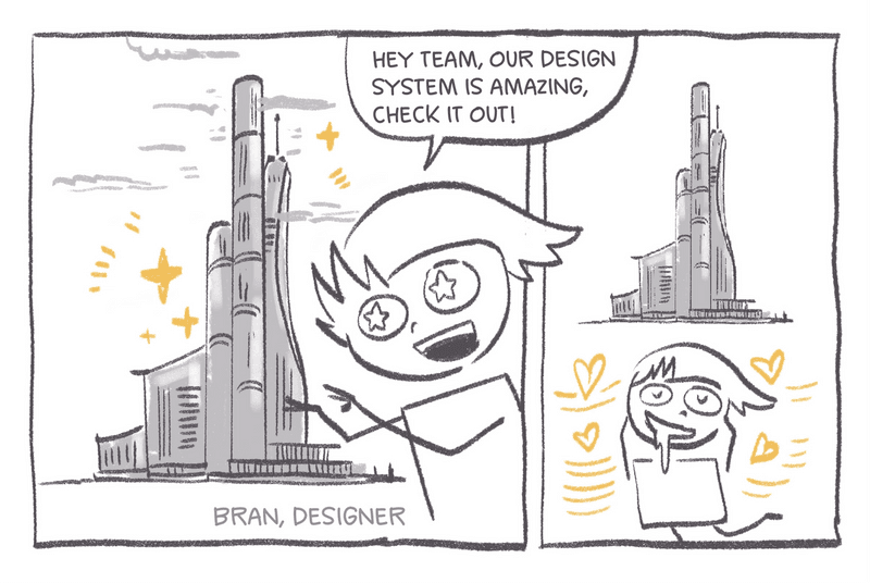 Design Delivery with Zeplin - Extending design systems to developer code