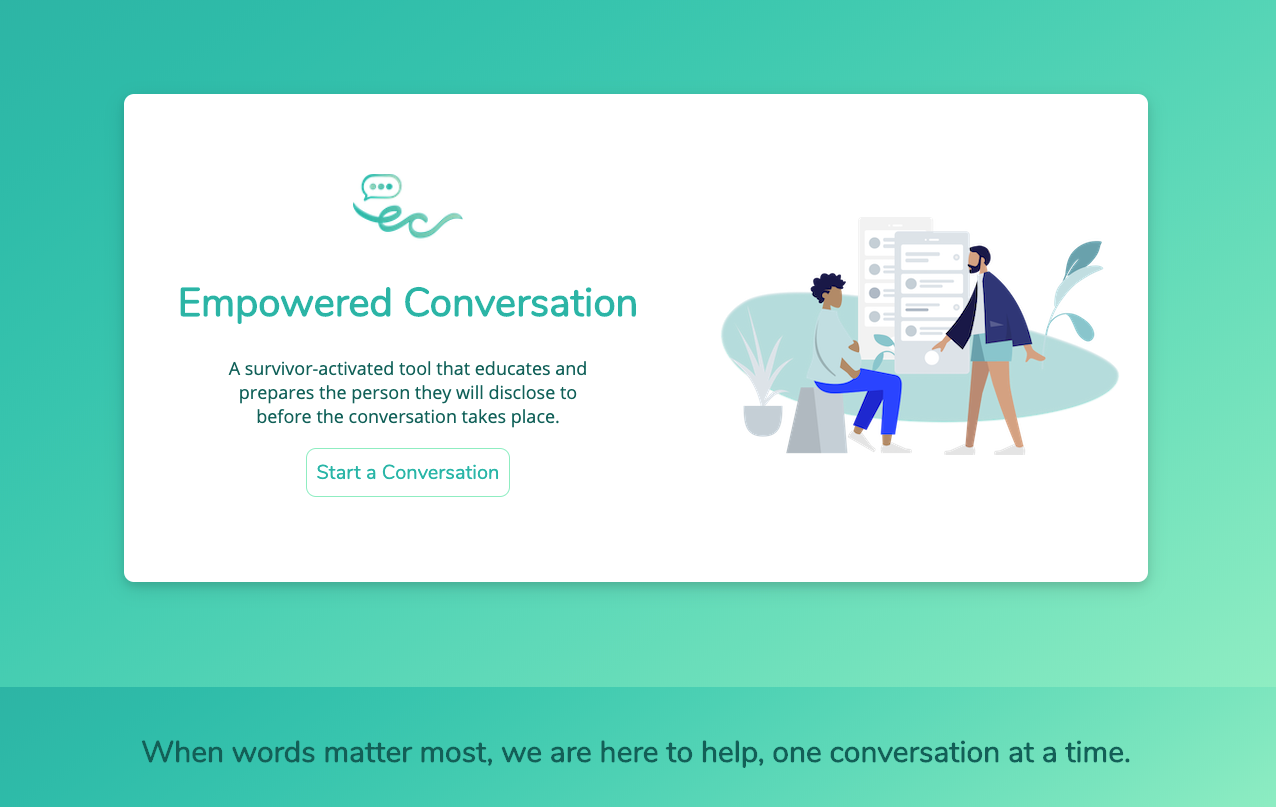 Empowered Conversation