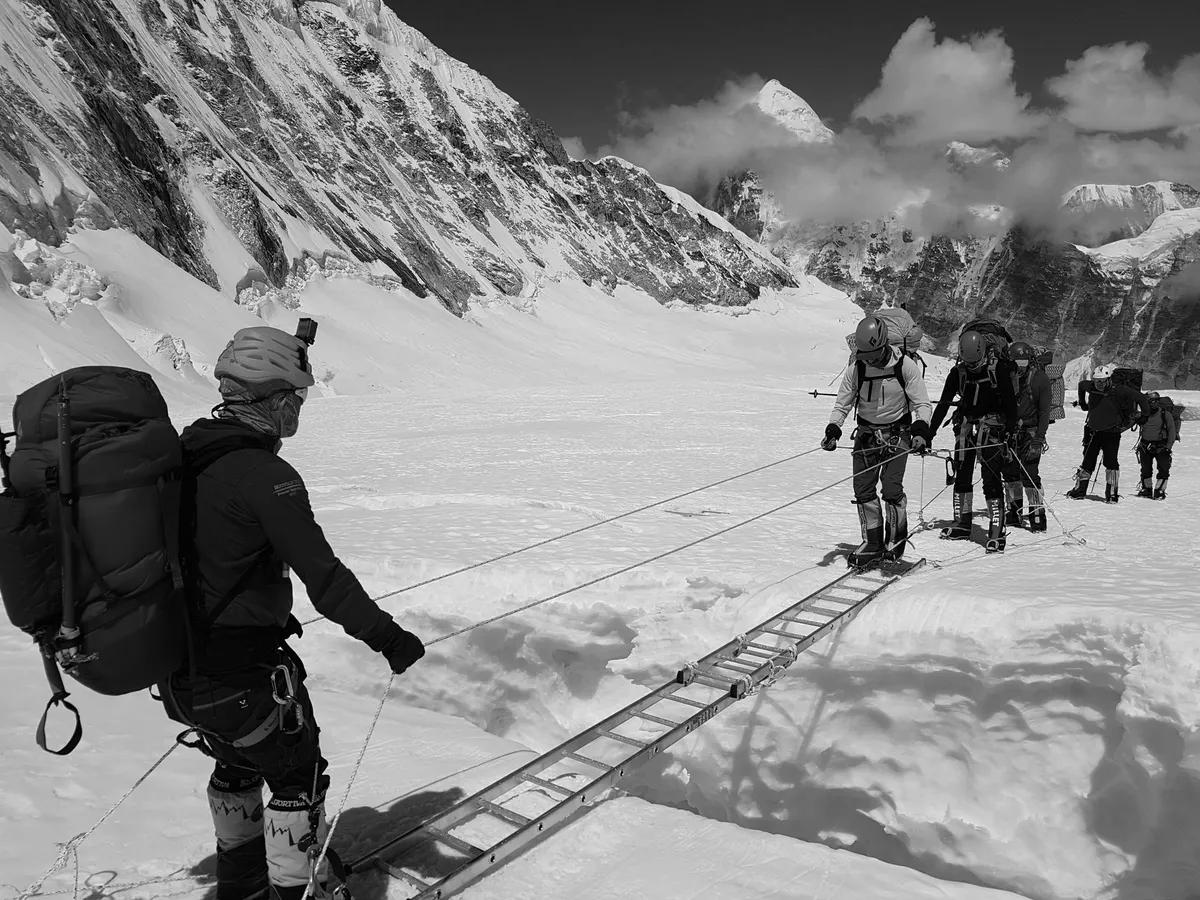 Mountain Madness Guiding on Mt. Everest