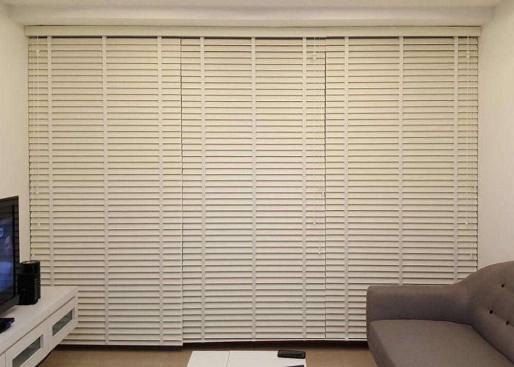 HDB Living Room Venetian Blinds