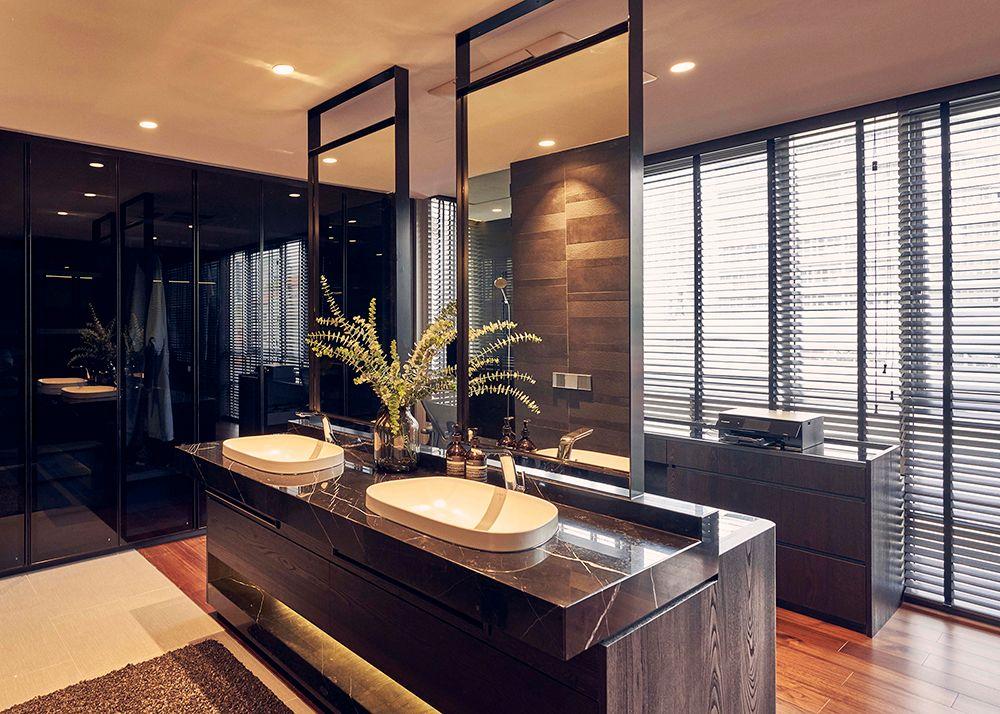 Landed Bathroom Venetian Blinds
