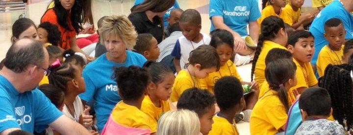 Summer Camp Helps Build Diverse Future Workforce