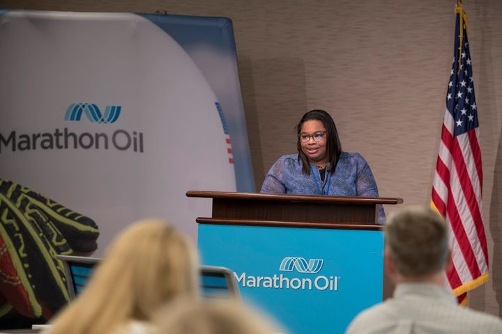 Shara Hammond Named 2020 Corporate Diversity Champion