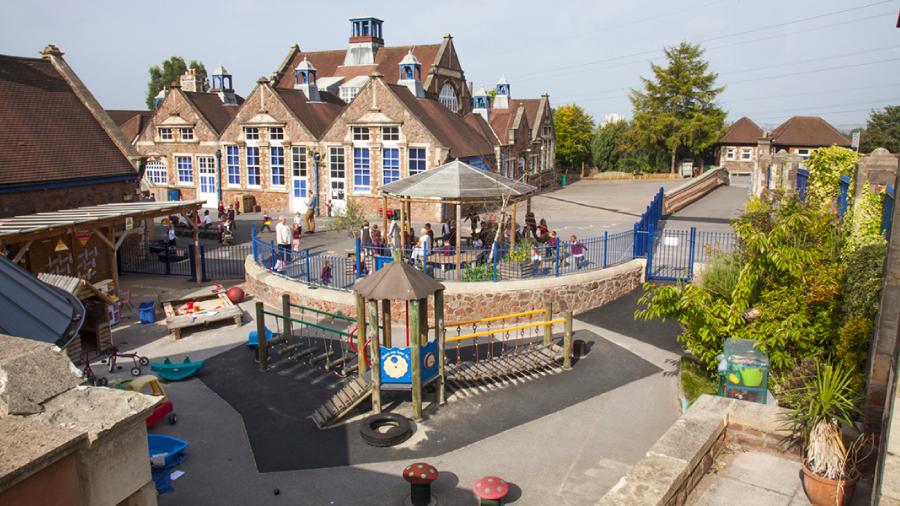 St Anne's Infants' School
