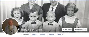 Navnet kommer ikke opp i google-søk, profilbildet er en mann som ble meldt savnet i USA i 2017 og familiebildet ble delt på Reddit for to år siden.