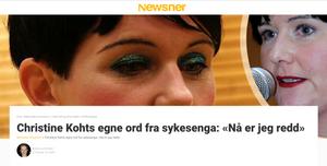 Newsner hadde Norges 8. mest virale sak i 2019.
