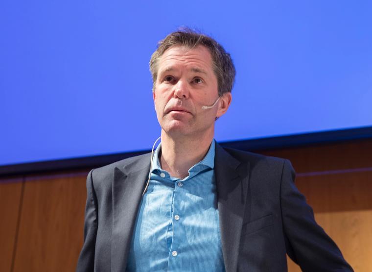 John-Arne Røttingen er direktør i Norges forskningsråd.