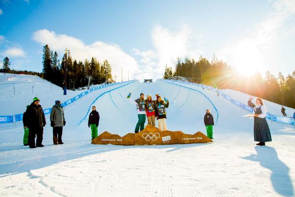 OVERSKUDD: Det er riktig å si at ungdoms-OL i Lillehammer gikk med overskudd, ifølge forsker Malin Arve ved Norges Handelshøyskole.