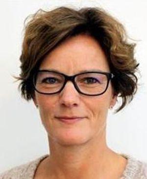 Seniorrådgiver ved Folkehelseinstituttet, Mette Fagernes.