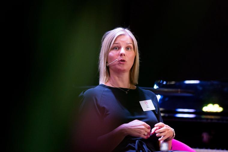 Venstre-politiker Guri Melby mener kontantstøtten bør avvikles.