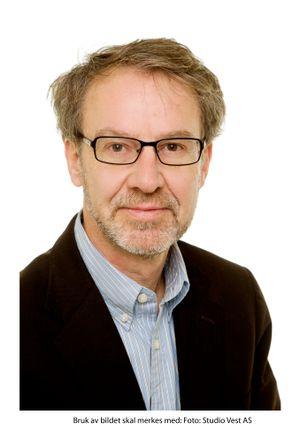 SSB-forsker Rolf Aaberge