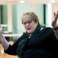 IDRETTSMINISTER: Som kulturminister har Trine Skei Grande ansvaret for regjeringens idrettspolitikk.