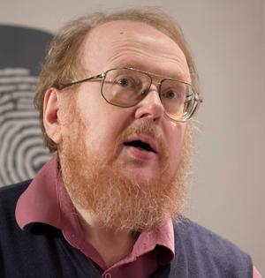 Professor Knut Vikør ved Universitetet i Bergen forsker på islamske lover.