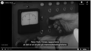 Skjermdump fra video: Volvo / Youtube