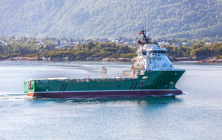 MGO brukes blant annet i større båter. Skipet på bildet er ikke knyttet til de feilaktige salgstallene.