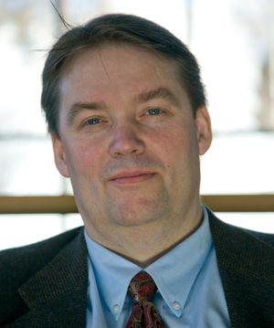 Roar Thon, fagdirektør i Nasjonal sikkerhetsmyndighet.
