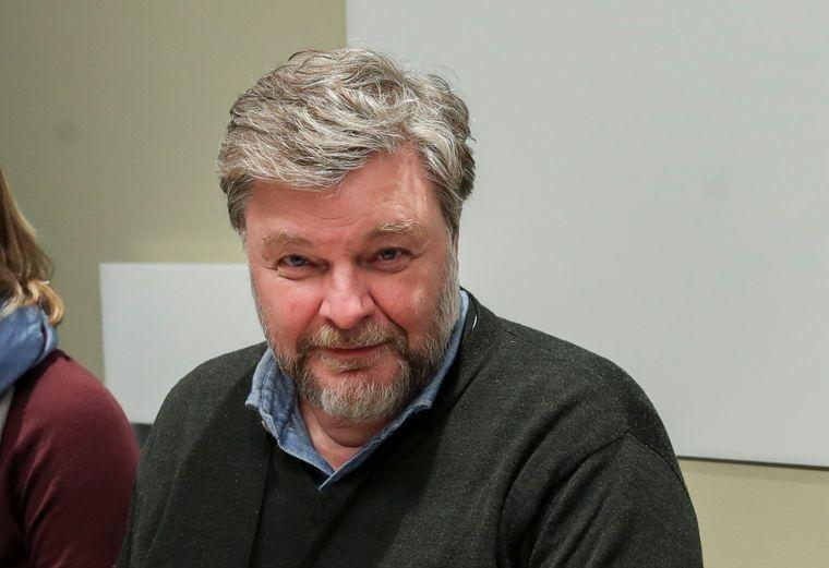 Steinar Madsen er medisinsk fagdirektør i Statens legemiddelverk.