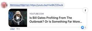 Også Microsoft-grunnlegger Bill Gates trekkes inn i konspirasjoner om covid-19.