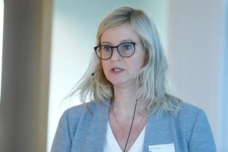 Karianne Solbrække er nyhetsredaktør i TV 2.
