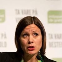 TILHENGER AV BILFRITT SENTRUM: Hanna Marcussen i MDG.