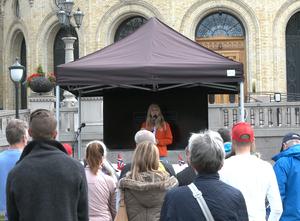 Maren Anne Krüger, fylkesleder i Partiet de Kristne i Telemark og Vestfold var blant appellantene.