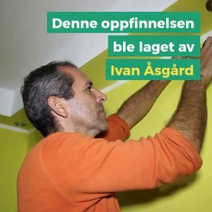 Videoen handler om elektroingeniøren Ivan Åsgårds geniale oppfinnelse.