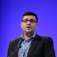 BOMMER: Mazyar Keshvari hevdet kriminaliteten aldri har vært høyere. Det er helt feil.
