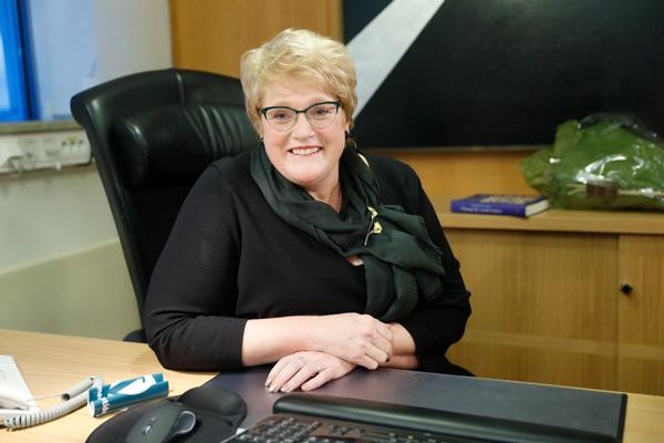 KULTURMINISTER: Partileder Trine Skei Grande (V) ble nylig utnevnt til kulturminister i den nye, borgerlige regjeringen.