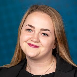 Christine Elise Hartvigsen, sentralstyremedlem i FpU.