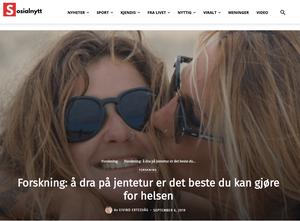 Dette var Norges 10. mest virale sak i fjor.