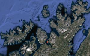 Her ligger Repparfjorden.
