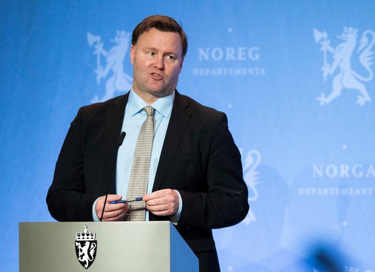 Assisterende helsedirektør, Espen Nakstad.