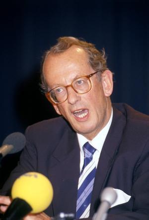Jan P. Syse (H) var statsminister fra oktober 1989 til november 1990